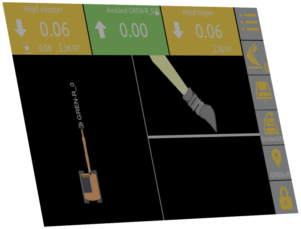 unicontrol-3D-maskinstyring-GPS-tablet-interface