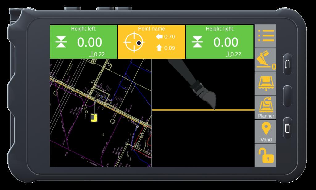 Unicontrol3D-tablet-interface-maskinstyring-3D-GPS